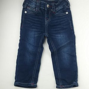 True Religion Straight Leg Baby Jeans 18Mo